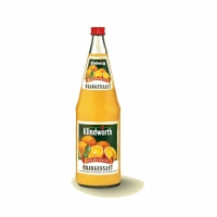 KLINDWORTH ORANGENSAFT