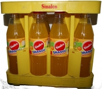 SINALCO ORANGE PET